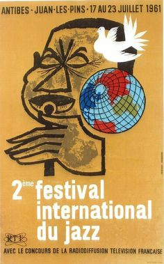 """"""" Count Basie at Antibes: 1961 and 1968 A magnificent festival, the Antibes International Jazz Festival brought together some of the top names in jazz. Thankfully this footage of Basie and his band were captured live there in 1961 and 68"""
