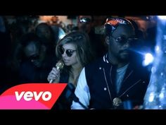 The Black Eyed Peas- Just Can't Get Enough