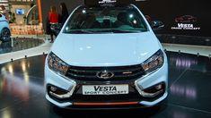 В линейке LADA Sport, занимающейся«хот-версиями» LADAна очереди новая модель –Vesta Sport. По первой информации,Vesta
