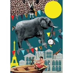 Dynamit Jack ist ein kindlich anmutendes Poster der schwedischen Designerin Lisa Bengtsson. Diese Form der Kunst passt sowohl ins Kinderzimmer, wird aber auch von Erwachsenen geschätzt.