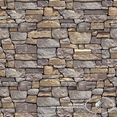 Textures Texture seamless | Wall cladding stone texture seamless 19009 | Textures - ARCHITECTURE - STONES WALLS - Claddings stone - Exterior | Sketchuptexture