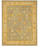 RugStudio presents Safavieh Antiquities AT314A BLUE / IVORY Hand-Tufted, Best Quality Area Rug