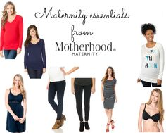 Great post on 6 maternity essentials as your building your wardrobe. Definitely don't need to break the bank putting together great maternity outfits for your pregnancy.