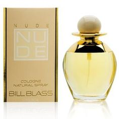 Nude by Bill Blass.....scent is so different, oddly light and heavy at the same time. Nice.