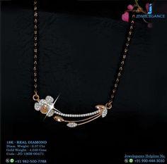 Saved by radha reddy garisa Diamond Mangalsutra, Diamond Jewelry, Gold Jewelry, Diamond Earrings, Jewelry Necklaces, Trendy Jewelry, Fashion Jewelry, India Jewelry, Jewelry Patterns