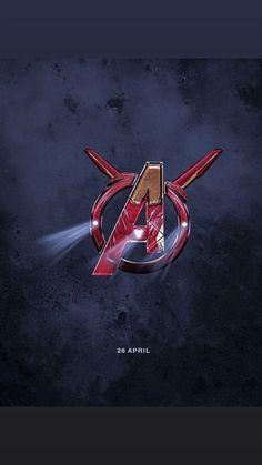 Marvel Heroes, Marvel Avengers, Marvel Comics, Logo Super Heros, All Marvel Characters, Marvel Background, Iron Man Wallpaper, Iron Man Avengers, Avengers Wallpaper