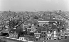 Haarlem 1968 Antoniestraat (W.M. Zilver Rupe)
