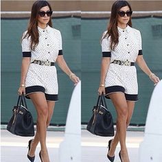 Kourtney Kardashian #moschino #belt #Kardashian