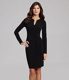 Maggy London CapSleeve LBD Dress #Dillards | Oooooo she fancy ...