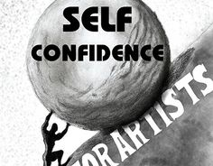 """Check out new work on my @Behance portfolio: """"Self-Confidence For Artists (ebook cover)"""" http://be.net/gallery/53980939/Self-Confidence-For-Artists-(ebook-cover)"""