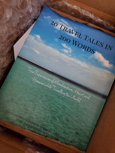 Looking for a great gift for the travel lover on your list? Look no further! We may not have been able to travel as much in 2020 as we would have liked, but this unique collection of short travel stories will let you escape, even for a little while, in both the words and photos. #travel #books #gifts #christmas #holiday #book #reading # travelphotography #photography #photos #stories #shortstories #unique #special #fun #gift #wrapped #exotic #sexy #funny #perfect #2020 #vacation #beach
