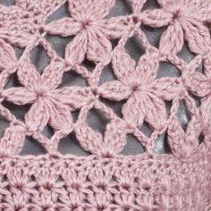 Rose of Sharon, Tunic pattern