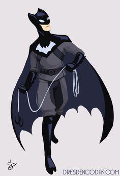 What do you do after Chris Nolan's trilogy? ART DECO BATMAN