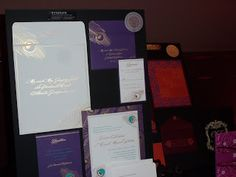 Indian Wedding Invitations http://hyegraph.blogspot.com/