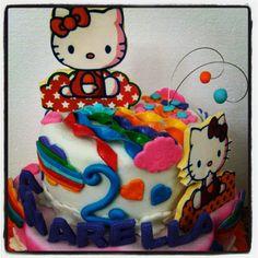 Kitty's cake