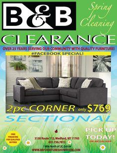 B&b Furniture, Quality Furniture, Clearance Furniture