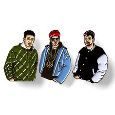 Beastie Boys Lapel P