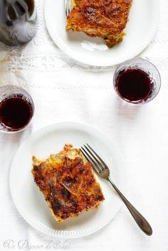 Les véritables lasagne à la bolognaise italiennes et 4 astuces pour les réussir