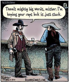 Doing a lot of writing today? Here's something to make you (and them) smile before diving in. #teaching #writing