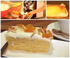 Easy 3 Ingredient Cake Recipe