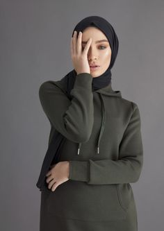 Modest Fashion for Modern Women by Inayah Islamic Fashion, Muslim Fashion, Fashion Wear, Modest Fashion, Hijab Fashion, Fashion Outfits, Beautiful Muslim Women, Beautiful Hijab, Muslim Beauty