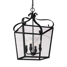 Sea Gull Lighting 5119404 4-Light Lockheart Foyer Light