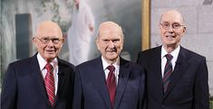 New First Presidency Speaks to Members Worldwide: Learn what President Russell M. Nelson shared during the January 16 broadcast from the annex of the Salt Lake Temple.