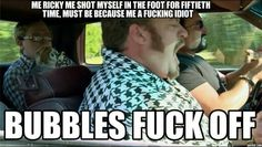 Trailer Park boys Ricky Tpb, Sunnyvale Trailer Park, Trailer Park Girls, Morale Boosters, Adult Humor, Hilarious, Funny Shit, Funny Images, The Funny