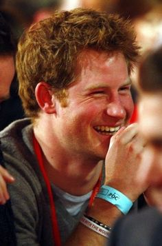prince harry--  I thought when they were younger that William would be the better looking of the two.  I was wrong!
