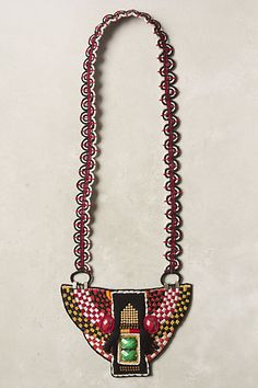 Nokha Necklace #anthropologie  Loving this for some reason