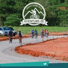 Aventure-se no Jardim Entre Rios :) #Ciclismo #Bike #JardimEntreRios #Aventura #Esporte
