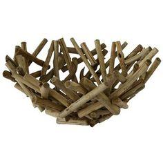 DIY Driftwood  Bowl !!!