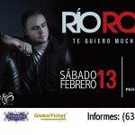 Río Roma en concierto este sábado en el Expo Center Puerto Peñasco: Concierto del Día del Amor y la Amistad para toda la familia