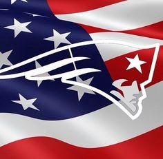 New England Patriots   PATS   Flying Elvis logo