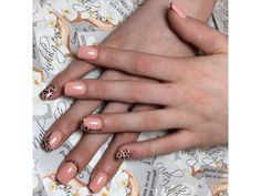 Animal Print. Nails by Anthony