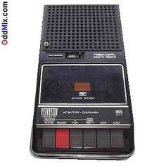 TRS-80 CTR-41 Cassette Tape Recorder Digital Original Radio Shock Vintage PC Computer [11 KB]