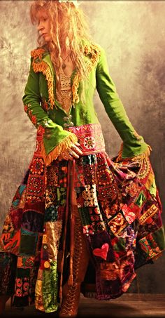 Boho Outfits – Page 1464552826 – Lady Dress Designs Boho Gypsy, Bohemian Mode, Hippie Bohemian, Bohemian Style, Boho Chic, Hippie Men, Vintage Hippie, Hippie Chic, Hippie Style