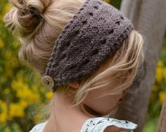 Knitting PATTERN-The Geneva Hat Toddler Child Adult sizes