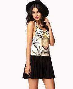 Womens dress, cocktail dress and short dress   shop online   Forever 21 - 2053468145