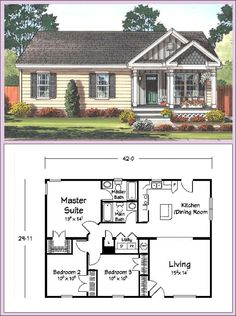 "Our Home of the Month for June 2012 - The ""Jillian."""