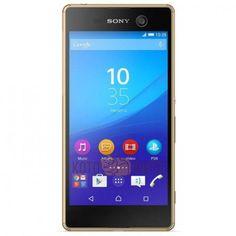 "Смартфон Sony Xperia M5 E5603 Gold  — 24690 руб. —  Смартфон, Android 5.0 (Lollipop), экран 5"", разрешение 1920х1080,основная камера 21.5 МП, автофокус, вспышка; фронтальная - 13 МП; память 16 Гб, слот для карты Micro SD (до200 Гб); Wi-Fi, Bluetooth, A-GPS /ГЛОНАСС, аккумулятор 2600 мАч, вес 142.5 г, размеры (ШxВxТ): 72x145x7.6 мм."