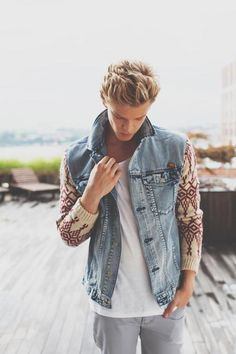 wanting the jean jacket