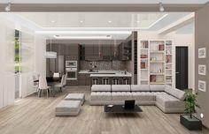 ინტერიერის დიზაინი - Interior Design . (3ds Max & Vray)