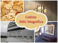 Cabine - Navio MSC Magnífica
