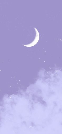Simple Phone Wallpapers, Night Sky Wallpaper, Purple Wallpaper Iphone, Iphone Wallpaper Tumblr Aesthetic, Iphone Background Wallpaper, Scenery Wallpaper, Aesthetic Pastel Wallpaper, Pretty Wallpapers, Aesthetic Wallpapers