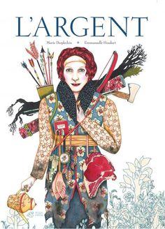 """L'argent"" Marie Desplechin / Emmanuelle Houdart / Kinderbuch Französisch"
