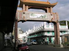 Port Louis - Chinatown