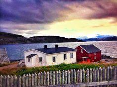 Hammerfest, north norway