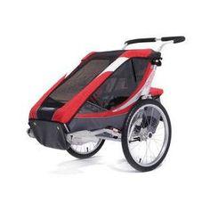 bike trailer includes conversion from wondermom