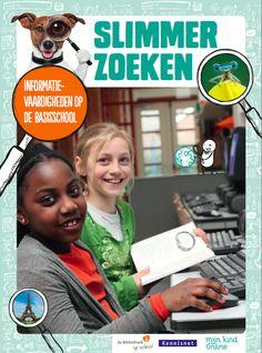 SIOB, Kennisnet en Mijn Kind Online hebben de brochure 'Slimmer zoeken' gemaakt voor het verbeteren van de informatievaardigheden van basisschoolkinderen.